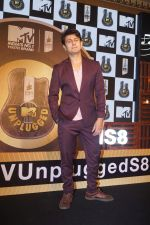 Sonu Nigam at The launch of Royal Stag Barrel Select MTV Unplugged on 16th Jan 2019 (2)_5c402e8b56722.JPG