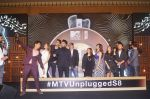Sonu Nigam, Guru Randhawa, Rekha Bharadwaj at The launch of Royal Stag Barrel Select MTV Unplugged on 16th Jan 2019 (7)_5c402e9beda9f.JPG