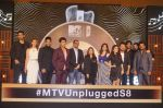 Sonu Nigam, Guru Randhawa, Rekha Bharadwaj at The launch of Royal Stag Barrel Select MTV Unplugged on 16th Jan 2019 (9)_5c402e9d74e79.JPG