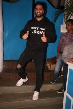 Vicky Kaushal at the Success party of film Uri in Olive, bandra on 16th Jan 2019 (24)_5c4028ee3aa1b.JPG