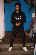 Vicky Kaushal at the Success party of film Uri in Olive, bandra on 16th Jan 2019 (26)_5c4028f0c1b8c.JPG