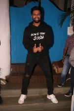 Vicky Kaushal at the Success party of film Uri in Olive, bandra on 16th Jan 2019 (27)_5c4028f21d6c9.JPG