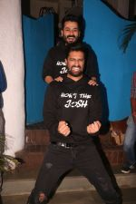 Vicky Kaushal, Aditya Dhar at the Success party of film Uri in Olive, bandra on 16th Jan 2019 (22)_5c402ae14b8d1.JPG