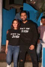 Vicky Kaushal, Yami Gautam at the Success party of film Uri in Olive, bandra on 16th Jan 2019 (53)_5c4028f5f1656.JPG