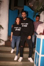 Vicky Kaushal, Yami Gautam at the Success party of film Uri in Olive, bandra on 16th Jan 2019 (55)_5c40291b972c0.JPG