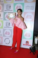 Deepika Padukone at the Cover Launch of the Book The Dot That Went For A Walk on 17th Jan 2019 (18)_5c4179b5debae.jpeg