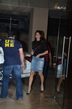 Jacqueline Fernandez at Ramesh Taurani's birthday party at his house in khar on 17th Jan 2019