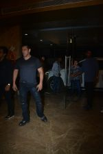 Salman Khan at Ramesh Taurani's birthday party at his house in khar on 17th Jan 2019