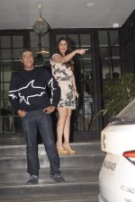 Chunky Pandey with Bhavna & Ananya spotted at Soho House juhu on 18th Jan 2019 (2)_5c456b711f019.JPG