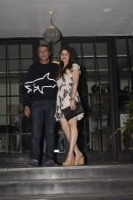 Chunky Pandey with Bhavna & Ananya spotted at Soho House juhu on 18th Jan 2019 (4)_5c456b756a023.JPG