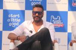 Ajay Devgan at Plastic Banega Fantastic event by uniliver in Mahim Beach on 19th Jan 2019 (22)_5c45741416324.JPG