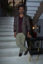 Nawazuddin Siddiqui For The Promotions Of Thakrey At Sun And Sand Juhu on 20th Jan 2019 (10)_5c45836f59b52.JPG