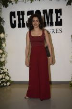 Sanya Malhotra at Badhaai Ho success & Chrome picture's15th anniversary in andheri on 19th Jan 2019
