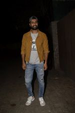 Vicky Kaushal at Uri Screening in Sunny Sound Juhu on 18th Jan 2019 (31)_5c45778cb77fa.JPG