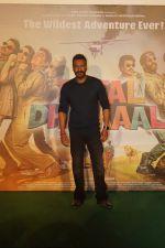 Ajay Devgan at the Trailer Launch Of Flim Total Dhamaal on 21st Jan 2019 (42)_5c46c9628a406.JPG