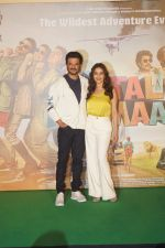Anil Kapoor, Madhuri Dixit at the Trailer Launch Of Flim Total Dhamaal on 21st Jan 2019 (46)_5c46c8f868a7b.JPG
