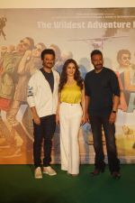 Anil Kapoor, Madhuri Dixit, Ajay Devgan at the Trailer Launch Of Flim Total Dhamaal on 21st Jan 2019 (44)_5c46c94a6e180.JPG
