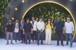 Anil Kapoor, Madhuri Dixit, Ajay Devgan, Arshad Warsi, Indra Kumar, Johnny Lever at the Trailer Launch Of Flim Total Dhamaal on 21st Jan 2019 (48)_5c46c950714e7.JPG