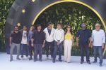 Anil Kapoor, Madhuri Dixit, Ajay Devgan, Arshad Warsi, Indra Kumar, Johnny Lever at the Trailer Launch Of Flim Total Dhamaal on 21st Jan 2019 (54)_5c46c9546095d.JPG