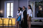 Janhvi Kapoor, Khushi Kapoor, Neha Dhupia On The Sets Of Vogue Bffs At Filmalaya Studio In Andheri on 21st Jan 2019 (2)_5c480a93d5a60.JPG