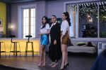 Janhvi Kapoor, Khushi Kapoor, Neha Dhupia On The Sets Of Vogue Bffs At Filmalaya Studio In Andheri on 21st Jan 2019 (6)_5c480abab4a75.JPG