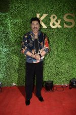 Kumar Sanu at Sameer Ajaan_s daughter_s wedding reception at Sun n Sand in juhu on 22nd Jan 2019 (12)_5c4817245ee21.JPG