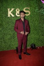 Sonu Nigam at Sameer Ajaan_s daughter_s wedding reception at Sun n Sand in juhu on 22nd Jan 2019 (45)_5c48176425bcf.JPG