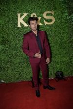 Sonu Nigam at Sameer Ajaan_s daughter_s wedding reception at Sun n Sand in juhu on 22nd Jan 2019 (46)_5c48176598b61.JPG