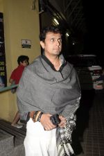 Sonu Nigam With Family Spotted At Pvr Juhu on 23rd Jan 2019 (14)_5c495e58a54a6.JPG