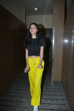 Ananya Pandey spotted at pvr juhu on 24th Jan 2019