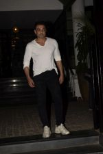 Bobby Deol spotted at Soho House juhu on 24th Jan 2019