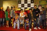 Kriti Sanon, Kartik Aaryan, Dinesh Vijan, Pankaj Tripathi, Laxman Utekar at theTrailer Launch Of Film Luka Chuppi in Mumbai on 24th Jan 2019 (70)_5c4aafa271d6a.JPG