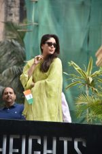 Kareena Kapoor during the flag hoisting ceremony at thier society in bandra on 26th Jan 2019 (28)_5c4eb6c17dace.JPG