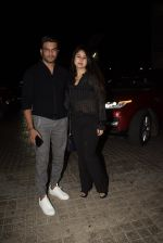 Sharad Kelkar, Keerti Kelkar at Manikarnika Screening in Pvr Juhu on 26th Jan 2019