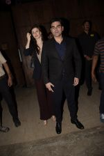 Arbaaz Khan, Georgia Andriani at Bobby Deol_s birthday party at his home in juhu on 27th Jan 2019 (69)_5c50045ce1820.JPG