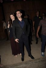 Arbaaz Khan, Georgia Andriani at Bobby Deol_s birthday party at his home in juhu on 27th Jan 2019 (70)_5c50046003863.JPG
