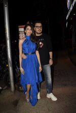 Dinesh Vijan at the Wrapup party of film Luka Chuppi at The Street in bandra on 28th Jan 2019