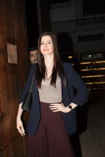Georgia Andriani at Bobby Deol_s birthday party at his home in juhu on 27th Jan 2019 (22)_5c5005a5297c5.JPG