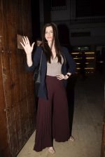 Georgia Andriani at Bobby Deol_s birthday party at his home in juhu on 27th Jan 2019 (23)_5c5005a70cc17.JPG