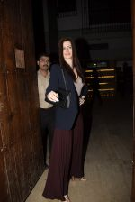 Georgia Andriani at Bobby Deol_s birthday party at his home in juhu on 27th Jan 2019 (25)_5c5005abc73c2.JPG