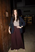 Georgia Andriani at Bobby Deol_s birthday party at his home in juhu on 27th Jan 2019 (27)_5c5005afa0273.JPG