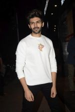 Kartik Aaryan at the Wrapup party of film Luka Chuppi at The Street in bandra on 28th Jan 2019