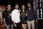 Kriti Sanon, Kartik Aaryan, Dinesh Vijan, Laxman Utekar at the Wrapup party of film Luka Chuppi at The Street in bandra on 28th Jan 2019