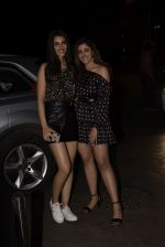 Kriti Sanon, Nupur Sanon at the Wrapup party of film Luka Chuppi at The Street in bandra on 28th Jan 2019 (49)_5c501a99ddb0e.JPG