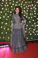 Madhuri Dixit at Raj Thackeray_s son Amit_s wediing in St Regis on 27th Jan 2019 (40)_5c5008cf5b83e.jpg