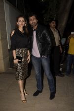 Nikhil Dwivedi at Bobby Deol_s birthday party at his home in juhu on 27th Jan 2019 (22)_5c5004dd55acf.JPG