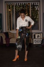 Parineeti Chopra on the sets of Vogue BFFs at filmalaya studio in Andheri on 26th Jan 2019