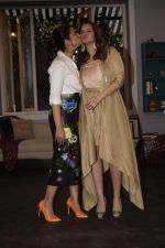 Parineeti Chopra, Sania Mirza on the sets of Vogue BFFs at filmalaya studio in Andheri on 26th Jan 2019