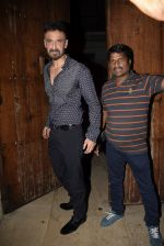 Rahul Dev at Bobby Deol_s birthday party at his home in juhu on 27th Jan 2019 (49)_5c5004f063615.JPG