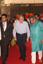 Ratan Tata at Raj Thackeray_s son Amit_s wediing in St Regis on 27th Jan 2019 (25)_5c500926aaa18.jpg